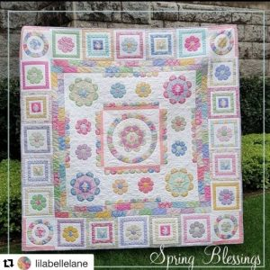 Spring Blessings Quilt Kit