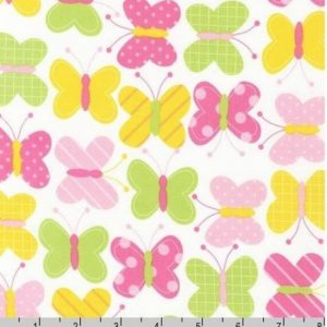Urban Zoologie Cotton Fabric 11503-192 Spring
