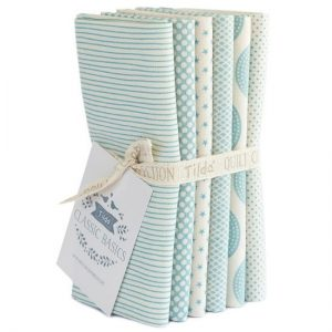 Tilda Basic Collection Light Blue Fat Quarter Pack