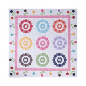 Sue Daley Sunshine, Lollipops and Rainbows Pattern