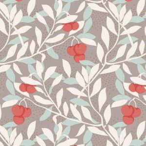 Tilda Maple Farm Cherrybush Sand Fabric 100266