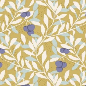 Tilda Maple Farm Cherrybush Dijon Fabric 100280
