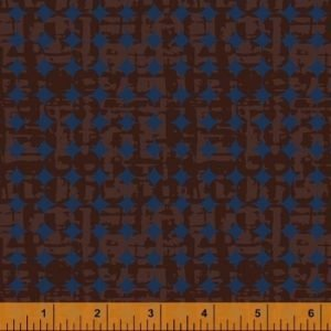 Pottery Fabric by Quilting Cowboy 51575-7