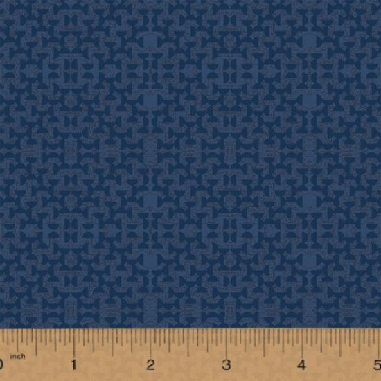 Pottery Fabric by Quilting Cowboy 51576-9