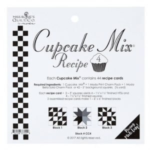 Moda Cupcake Mix 4 by Miss Rosies Quilt Co