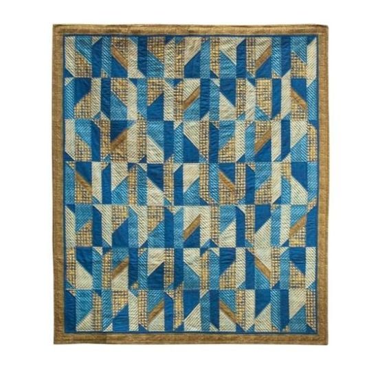 Pottery Shards Downloadable Quilt Pattern