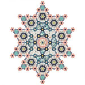 Sue Daley Rose of Kaleigh Quilt Pattern