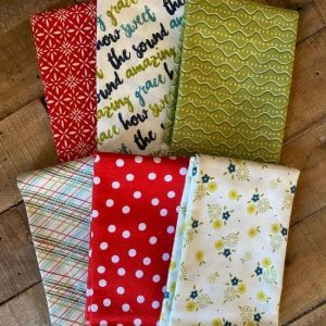 Fat Quarter Bundle Mixed 7