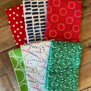 Fat Quarter Bundle Mixed 1