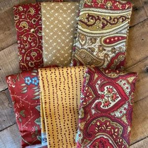 Fat Quarter Bundle Floral 1
