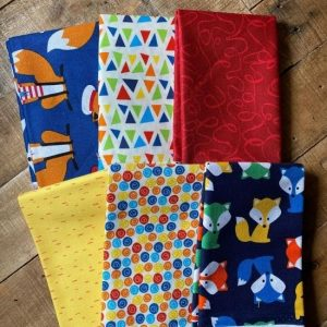 Fat Quarter Bundle Childrens 4