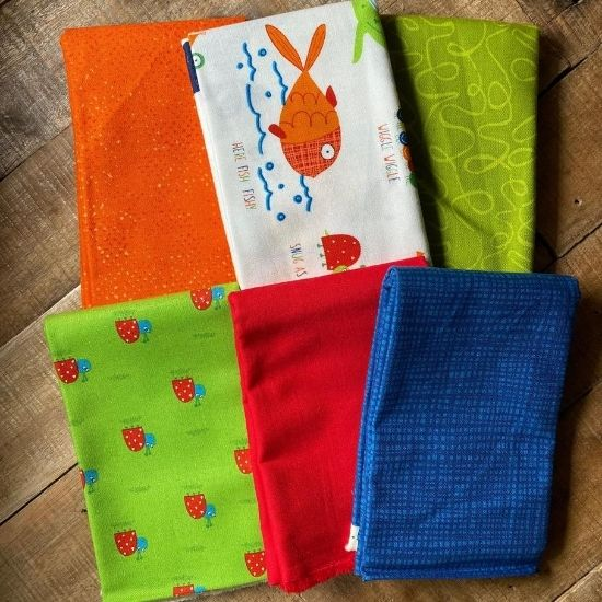 Fat Quarter Bundle Childrens 1