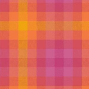 Alison Glass Kaleidoscope Stripes & Plaids A9541SUNRISE