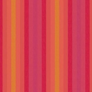 Alison Glass Kaleidoscope Stripes & Plaids A9540SUNRISE