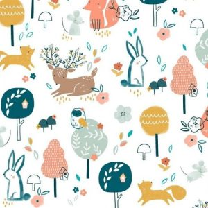 Summer Breeze Fabric D1651 by Dashwood Studio