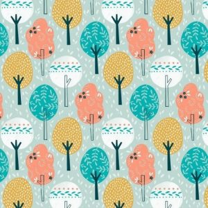 Summer Breeze Fabric D1654 by Dashwood Studio
