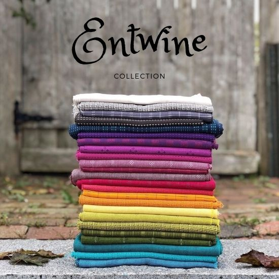 Entwine Collection by Giucy Giuce for Andover Fabrics