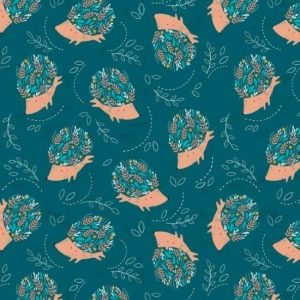 Summer Breeze Fabric D1656 by Dashwood Studio