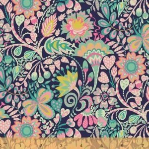Solstice Fabric by Sally Kelly for Windham Fabics 51930-X