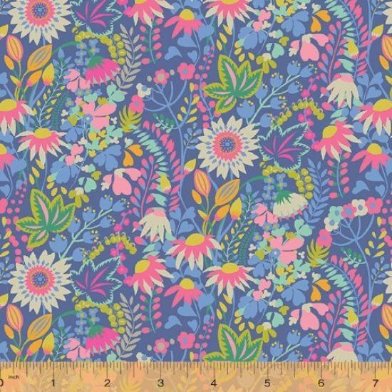 Solstice Fabric by Sally Kelly for Windham Fabics 51932-1
