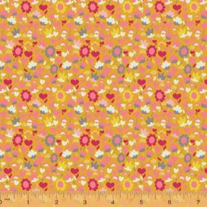 Solstice Fabric by Sally Kelly for Windham Fabics 51936-10