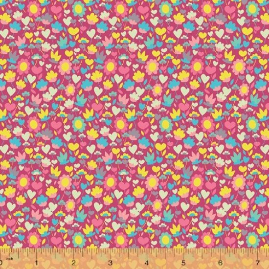 Solstice Fabric by Sally Kelly for Windham Fabics 51932-7