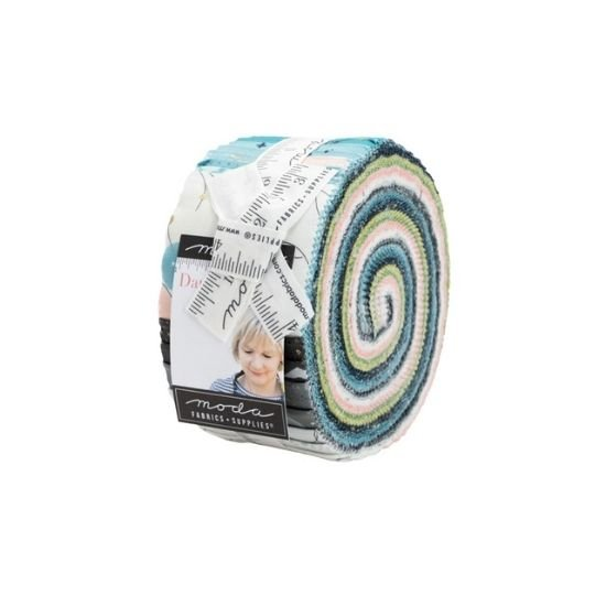 Moda Dance in Paris Jelly Roll by Zen Chic MM1740JR