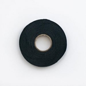 "Chenille-It Blooming Bias 5/8"" Black"
