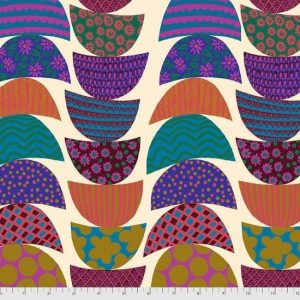 Bright Eyes Fabric by Anna Maria Horner for Free Spirit Fabrics PWAH160-Lunch