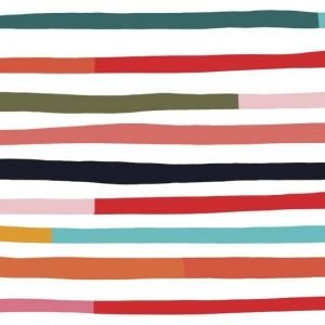 Wandering Lines Fabric by Robyn Hammond for Devonstone Collection DV3874