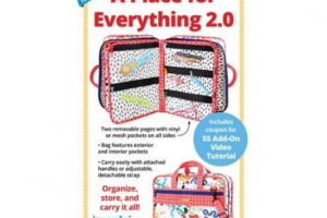by annie.com A Place for Everything 2.0 Pattern
