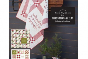 Printworks Christmas Quilts