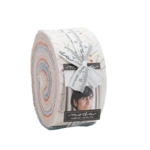 Moda Make Time Jelly Roll by Aneela Hoey M24570JR